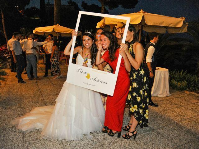 Il matrimonio di Luca e Arianna a Santa Margherita Ligure, Genova 78