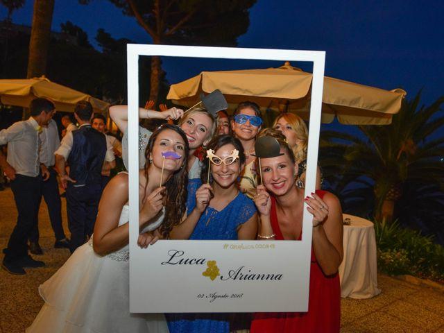 Il matrimonio di Luca e Arianna a Santa Margherita Ligure, Genova 81