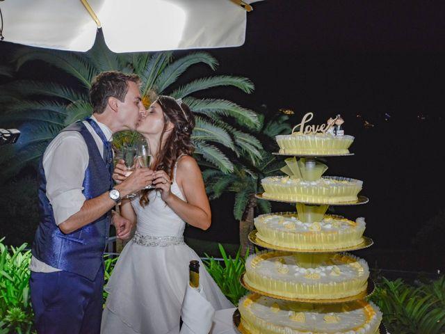 Il matrimonio di Luca e Arianna a Santa Margherita Ligure, Genova 84