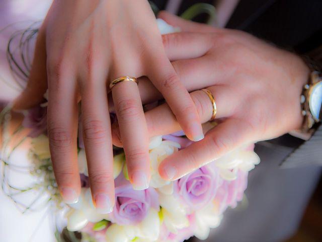 Le nozze di Loredana e Nicola