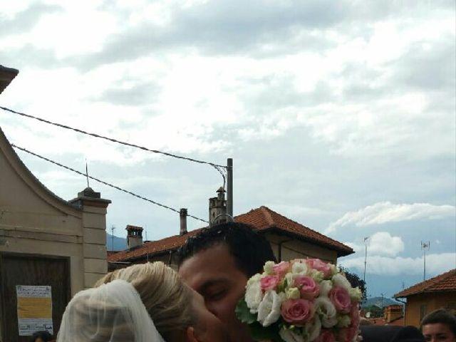 Il matrimonio di Hallam Miguel e Claudia  a Torino, Torino 4