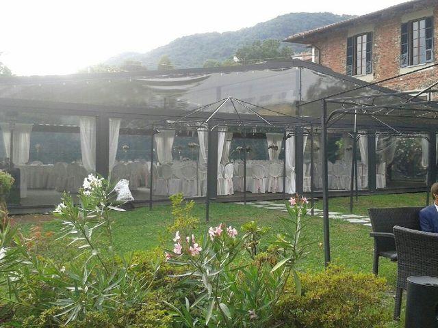 Il matrimonio di Hallam Miguel e Claudia  a Torino, Torino 11