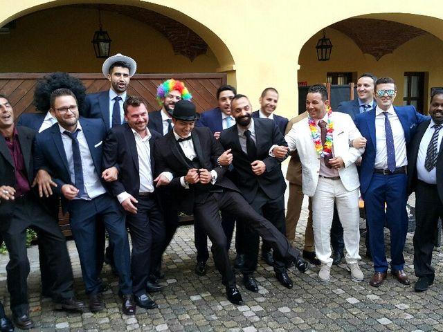 Il matrimonio di Hallam Miguel e Claudia  a Torino, Torino 12