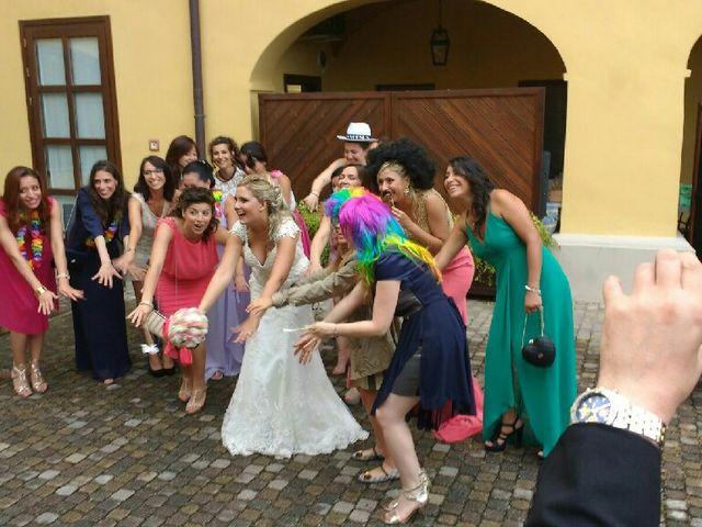 Il matrimonio di Hallam Miguel e Claudia  a Torino, Torino 15