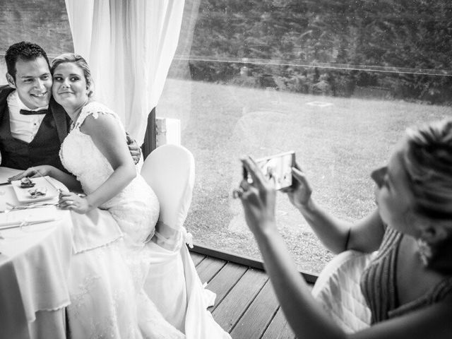 Il matrimonio di Hallam Miguel e Claudia  a Torino, Torino 24