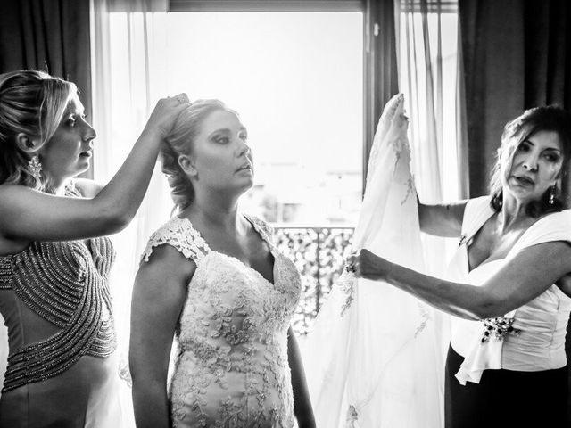 Il matrimonio di Hallam Miguel e Claudia  a Torino, Torino 26
