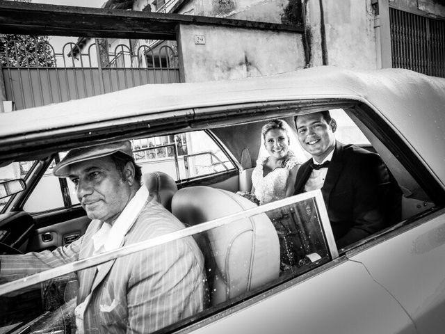 Il matrimonio di Hallam Miguel e Claudia  a Torino, Torino 27