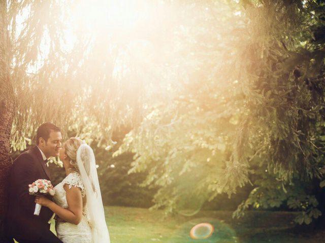 Il matrimonio di Hallam Miguel e Claudia  a Torino, Torino 30