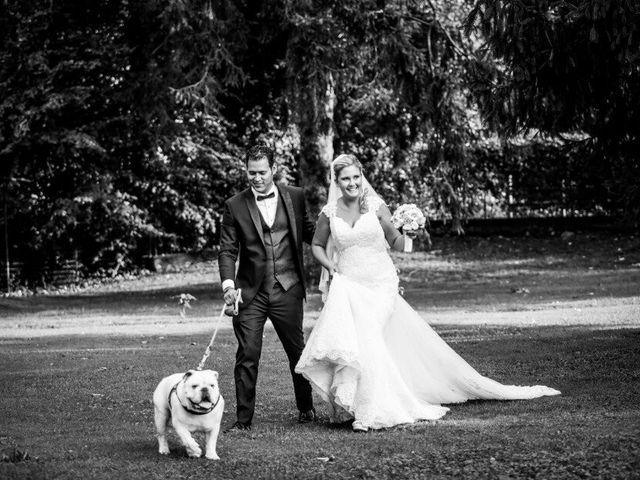 Il matrimonio di Hallam Miguel e Claudia  a Torino, Torino 31