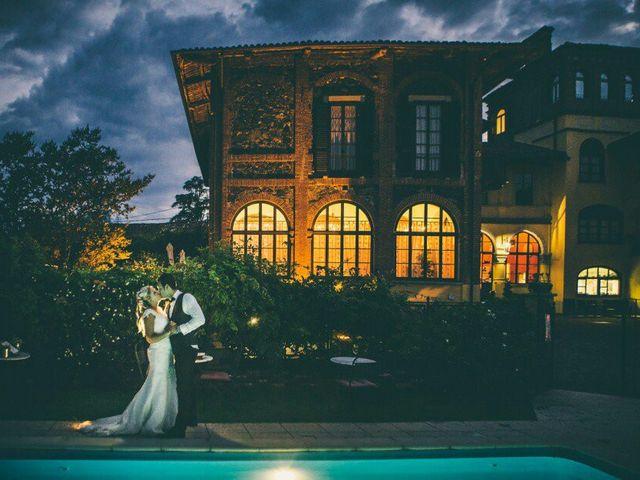 Il matrimonio di Hallam Miguel e Claudia  a Torino, Torino 1