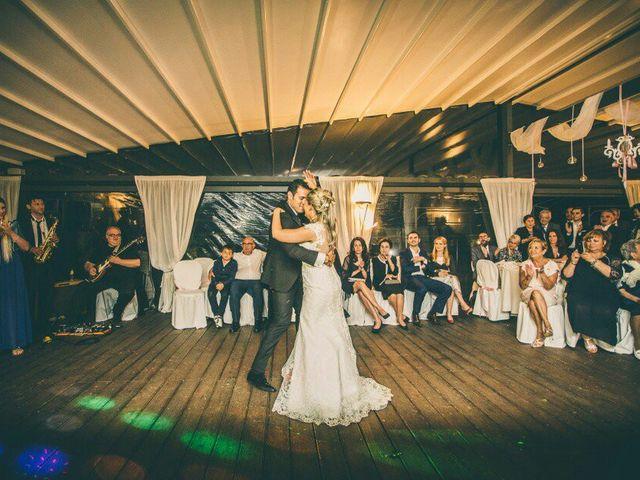 Il matrimonio di Hallam Miguel e Claudia  a Torino, Torino 32