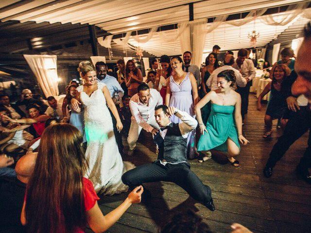 Il matrimonio di Hallam Miguel e Claudia  a Torino, Torino 33