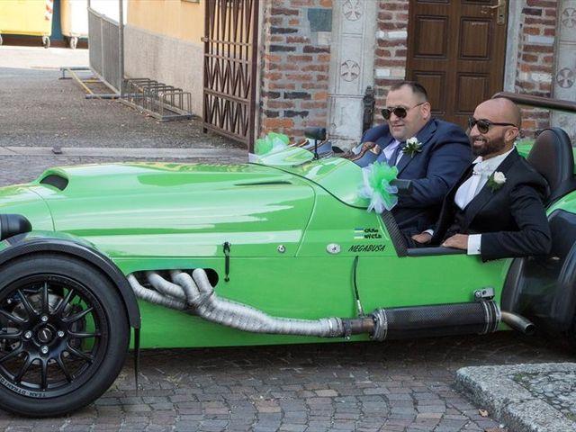 Il matrimonio di Loris e Nadia a Rho, Milano 8