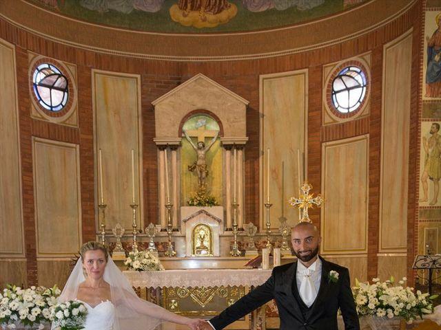 Il matrimonio di Loris e Nadia a Rho, Milano 17