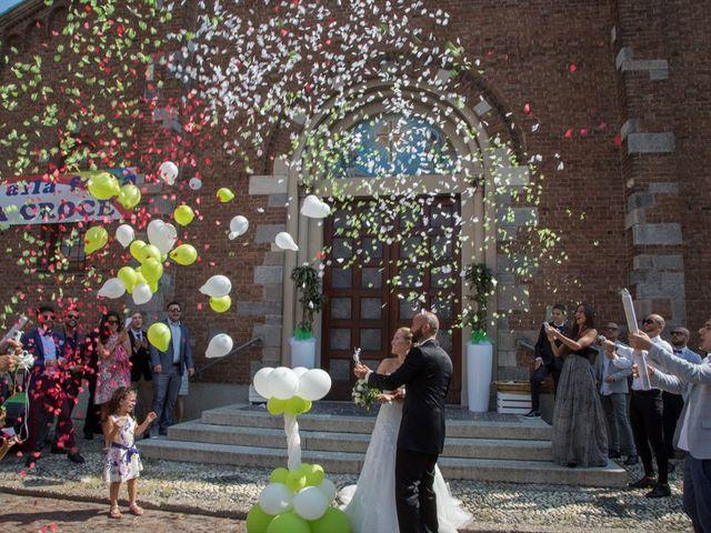 Il matrimonio di Loris e Nadia a Rho, Milano 18