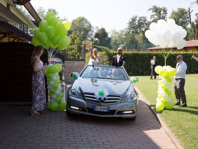 Il matrimonio di Loris e Nadia a Rho, Milano 23