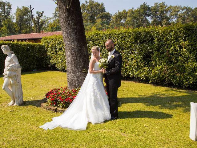 Il matrimonio di Loris e Nadia a Rho, Milano 25