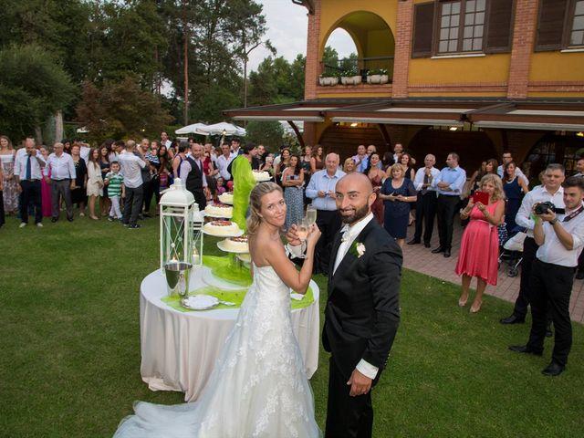 Il matrimonio di Loris e Nadia a Rho, Milano 41