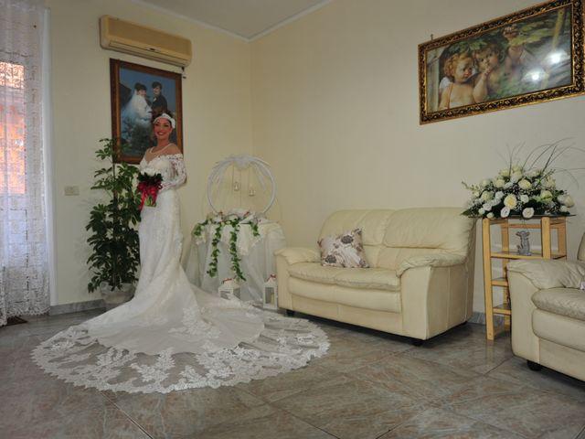 Il matrimonio di Giusy e Fabio a Paternò, Catania 6