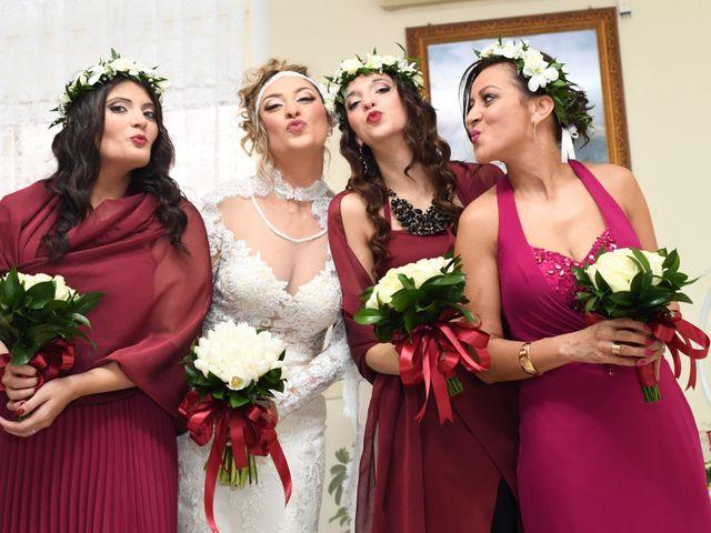 Il matrimonio di Giusy e Fabio a Paternò, Catania 10