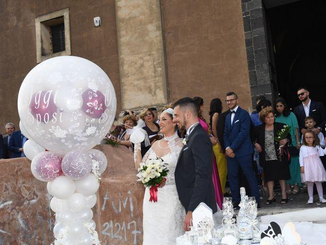 Il matrimonio di Giusy e Fabio a Paternò, Catania 11
