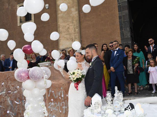 Il matrimonio di Giusy e Fabio a Paternò, Catania 12