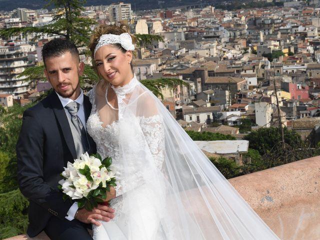 Il matrimonio di Giusy e Fabio a Paternò, Catania 13