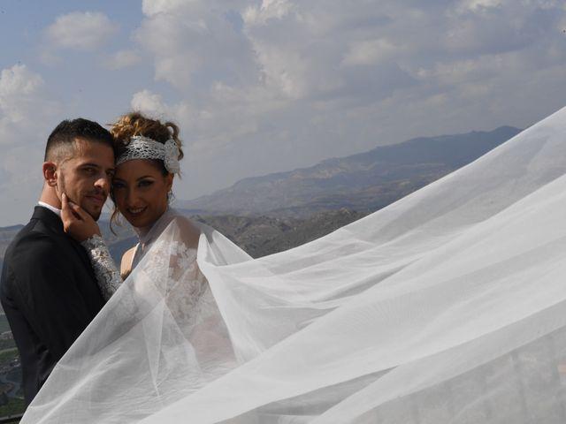 Le nozze di Fabio e Giusy