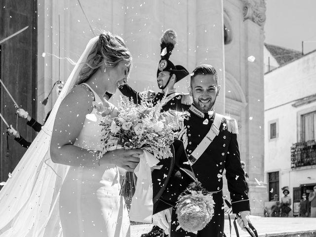 Le nozze di Miriana e Francesco