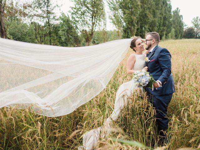 Le nozze di Davide e Miriam