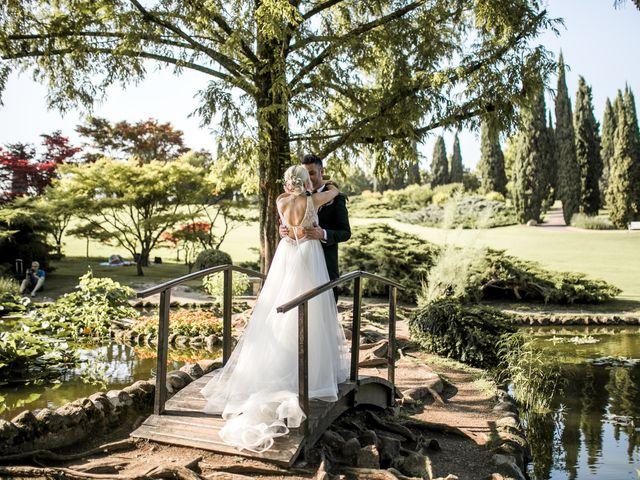 Le nozze di Mary e Thomas