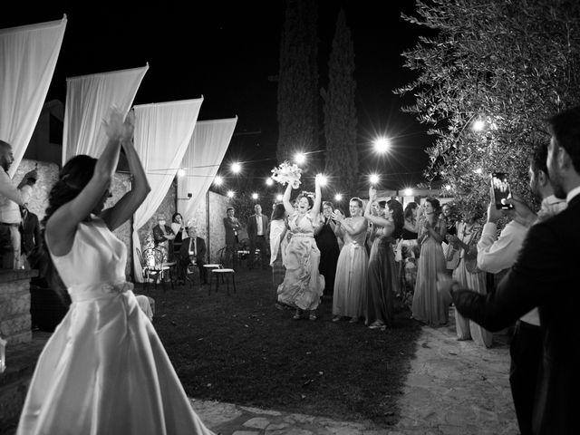Il matrimonio di Stefano e Giulia a Scheggino, Perugia 54