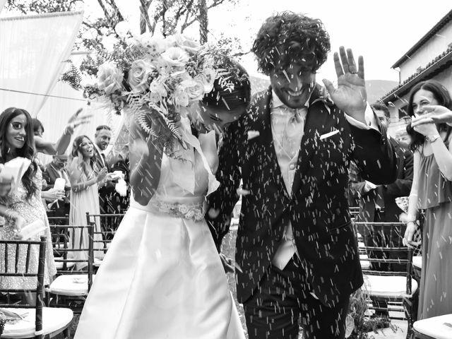 Il matrimonio di Stefano e Giulia a Scheggino, Perugia 35