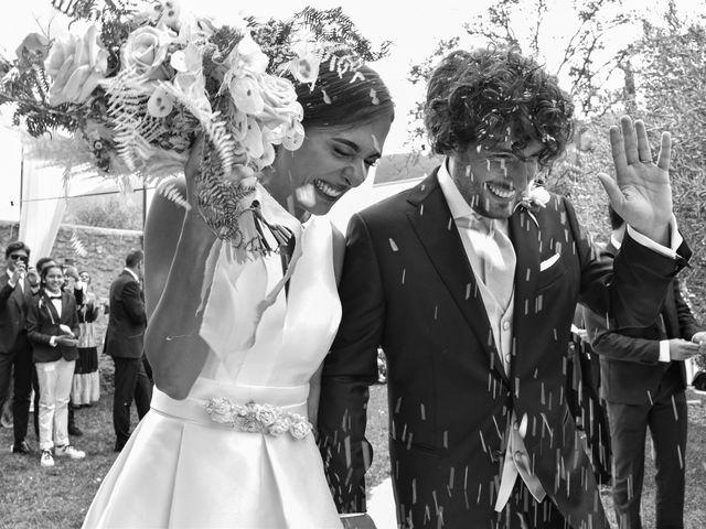 Il matrimonio di Stefano e Giulia a Scheggino, Perugia 36