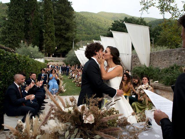 Il matrimonio di Stefano e Giulia a Scheggino, Perugia 39