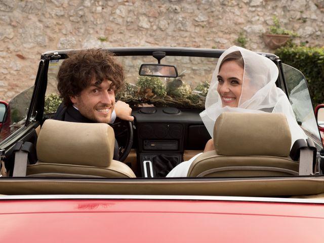 Il matrimonio di Stefano e Giulia a Scheggino, Perugia 40