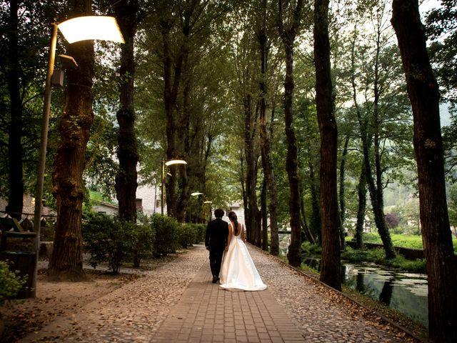 Il matrimonio di Stefano e Giulia a Scheggino, Perugia 1