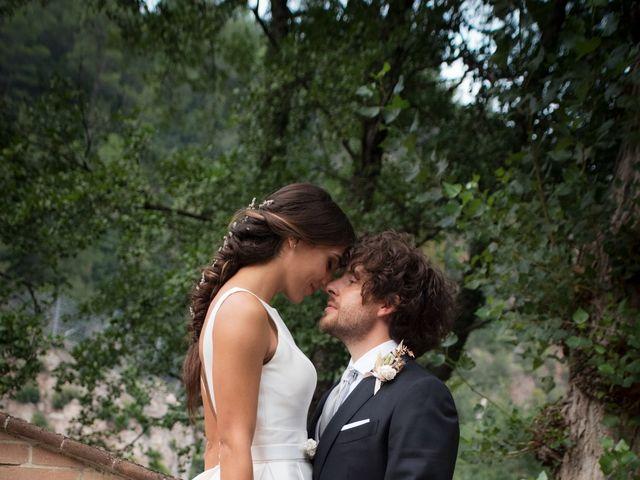 Il matrimonio di Stefano e Giulia a Scheggino, Perugia 44