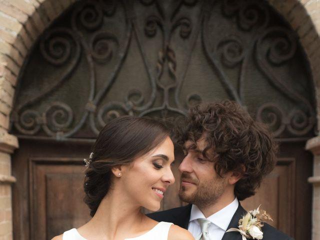 Il matrimonio di Stefano e Giulia a Scheggino, Perugia 45