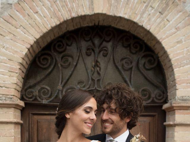 Il matrimonio di Stefano e Giulia a Scheggino, Perugia 46