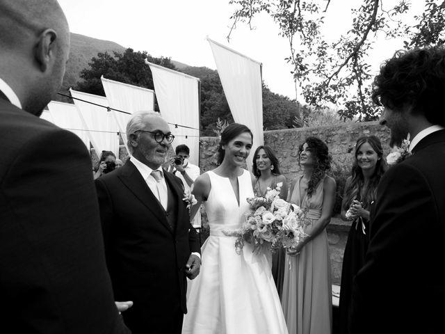 Il matrimonio di Stefano e Giulia a Scheggino, Perugia 25