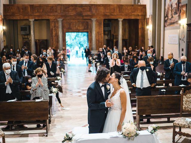 Il matrimonio di Simone e Cecilia a Livorno, Livorno 33