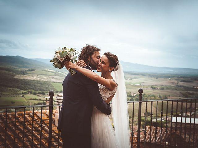 Il matrimonio di Simone e Cecilia a Livorno, Livorno 39