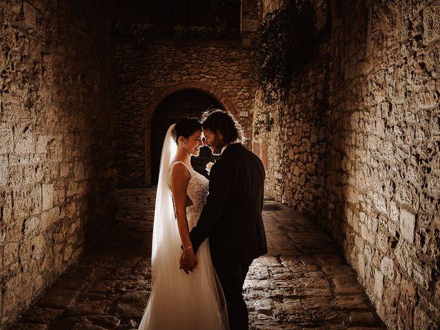 Le nozze di Cecilia e Simone