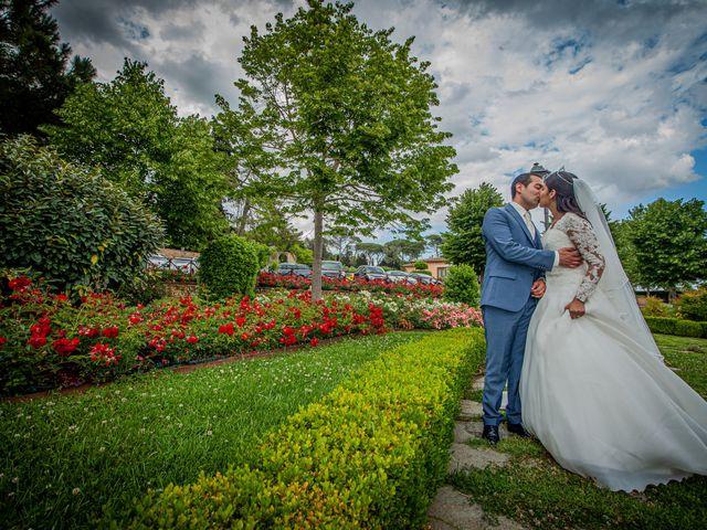 Le nozze di Francesca  e Josué