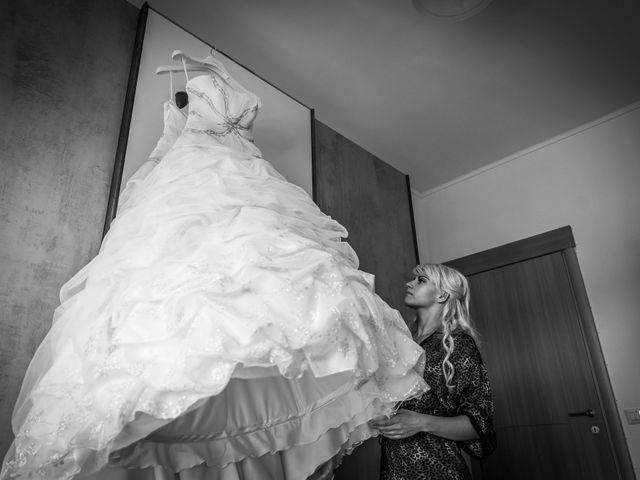 Il matrimonio di Massimo e Giorgia a Alba, Cuneo 8