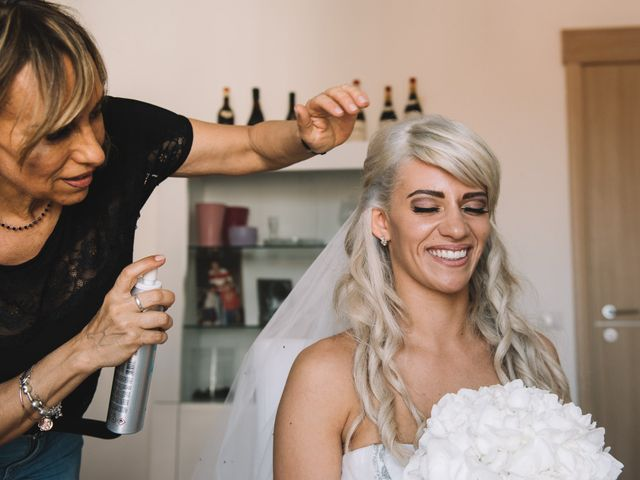 Il matrimonio di Massimo e Giorgia a Alba, Cuneo 12