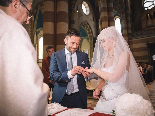 Il matrimonio di Massimo e Giorgia a Alba, Cuneo 18
