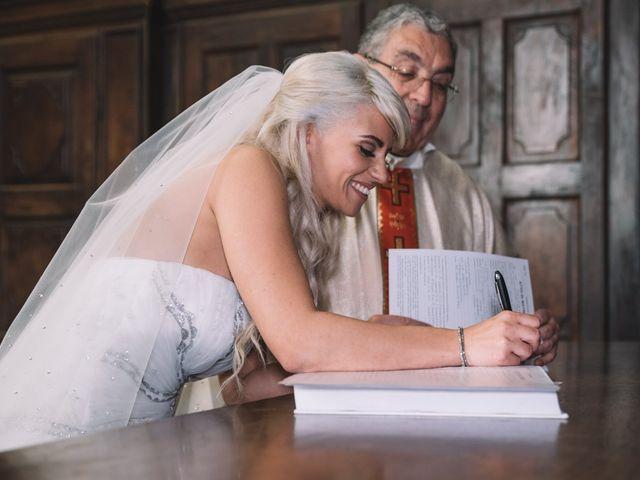 Il matrimonio di Massimo e Giorgia a Alba, Cuneo 20