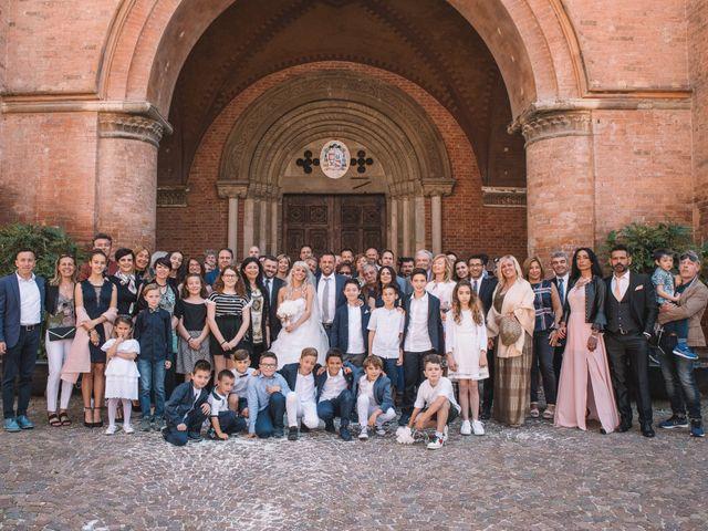 Il matrimonio di Massimo e Giorgia a Alba, Cuneo 22